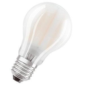 Ampoule Led Parathom Classic A 60, 7 W 2700 E27, dépolie, Osram