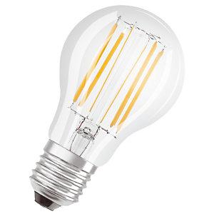 Ampoule Led Parathom Classic A 75, 8 W 2700 E27, claire, Osram