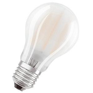 Ampoule Led Parathom Classic A 75, 8 W 2700 E27, dépolie, Osram