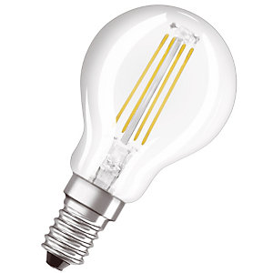Ampoule Led Parathom Classic P 40, 4 W 2700 E14, claire, Osram