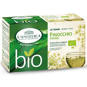 L`ANGELICA Tisana Bio Finocchio (confezione 20 filtri)