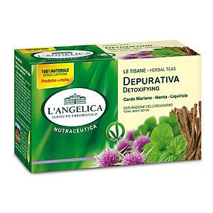 L`ANGELICA Tisana Depurativa (confezione 20 filtri)