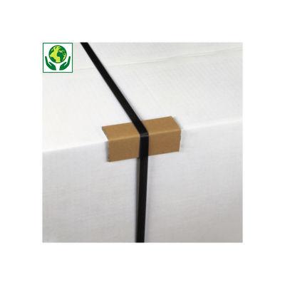 Ángulo de protección de cartón