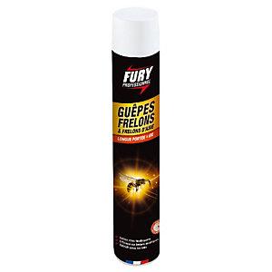 Anti guêpes et frelons Fury, aérosol de 750 ml