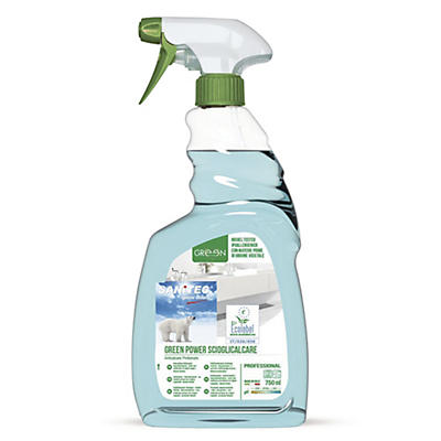 Anticalcare spray ecologico Sanitec Green Power