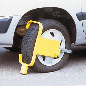 Antivol bloque-roue pour voiture