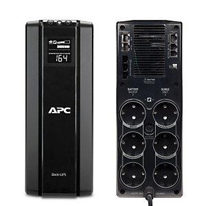 APC Back-UPS PRO 1500 VA Sistema de Alimentación Ininterrumpida (S.A.I.) de línea interactiva