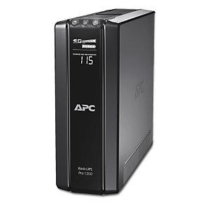 APC Back-UPS Pro, Línea interactiva, 1200 VA, 720 W, Seno, 156 V, 300 V BR1200G-GR