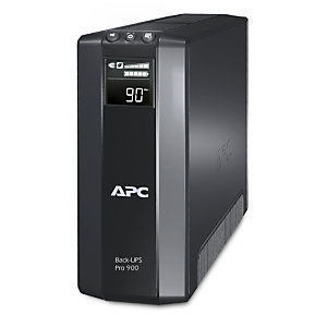 APC Back-UPS Pro, Línea interactiva, 900 VA, 540 W, 156 V, 300 V, 50/60 Hz BR900G-GR