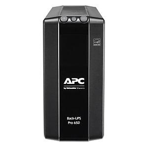 APC BR650MI, Línea interactiva, 650 VA, 390 W, Seno, 176 V, 294 V