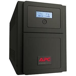 APC Easy UPS SMV, Línea interactiva, 1000 VA, 700 W, Seno, 160 V, 295 V SMV1000CAI
