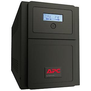 APC Easy UPS SMV, Línea interactiva, 1500 VA, 1050 W, Seno, 160 V, 295 V SMV1500CAI