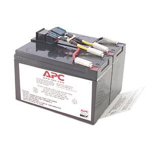 APC RBC48, Sealed Lead Acid (VRLA), 1 pieza(s), 3 h, 137 x 358 x 157 mm, 13,2 kg, 0 - 40 °C