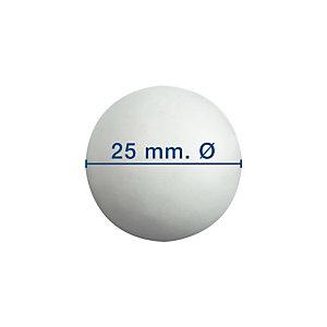 Apli Bolas de porexpan 25 mm