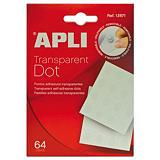 Apli Dot puntos adhesivos removibles