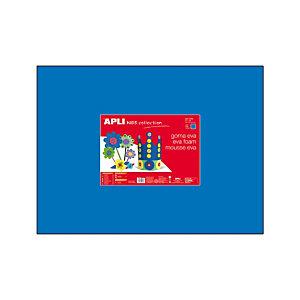 Apli Goma EVA 40 x 60 cm - azul oscura