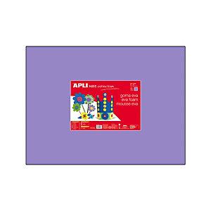Apli Goma EVA 40 x 60 cm - lila