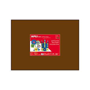 Apli Goma EVA 40 x 60 cm - marrón