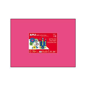 Apli Goma EVA 40 x 60 cm - rosa