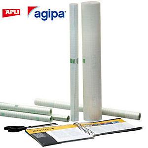 Apli Rotolo plastica adesiva trasparente - F.to 3 m x 50 cm