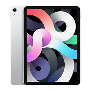 "Apple iPad Air, 27,7 cm (10.9""), 2360 x 1640 pixels, 64 Go, iOS 14, 458 g, Argent MYFN2NF/A"