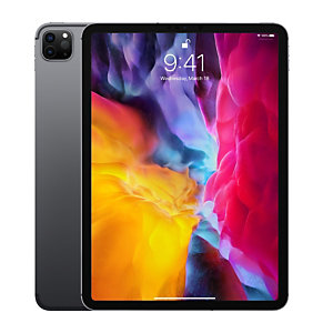 """Apple iPad Pro, 27,9 cm (11""""), 2388 x 1668 pixels, 256 Go, iPadOS, 471 g, Gris MXDC2NF/A"""