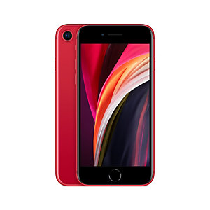 "Apple iPhone SE, 11,9 cm (4.7""), 1334 x 750 Pixeles, 256 GB, 12 MP, iOS 13, Rojo MXVV2QL/A"
