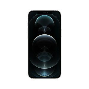 """Apple iPhone 12 Pro Max , 17 cm (6.7""""), 2778 x 1284 pixels, 256 Go, 12 MP, iOS 14, Argent MGDD3F/A"""