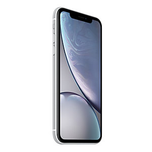 "Apple iPhone iPhone XR, 15,5 cm (6.1""), 1792 x 828 Pixeles, 64 GB, 12 MP, iOS 12, Blanco MRY52QL/A"
