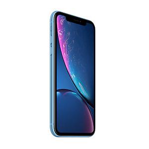 "Apple iPhone XR, 15,5 cm (6.1""), 1792 x 828 Pixeles, 64 GB, 12 MP, iOS 14, Azul MH6T3QL/A"