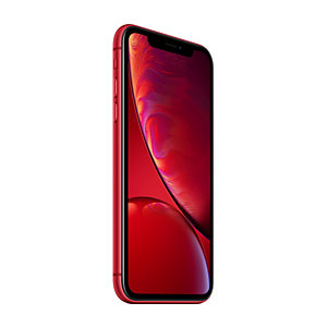 "Apple iPhone XR, 15,5 cm (6.1""), 1792 x 828 Pixeles, 64 GB, 12 MP, iOS 14, Rojo MH6P3QL/A"