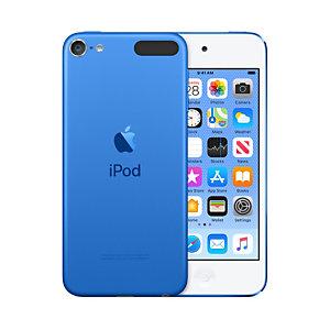 Apple iPod touch 32GB, Lecteur MP4, 32 Go, IPS, Lightning, Bleu, Casque audio MVHU2NF/A
