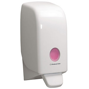 Aquarius (Kimberly-Clark) Dispenser manuale per sapone Plastica 1 litro
