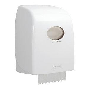 Aquarius (Kimberly-Clark) Distributeur d'essuie-mains en rouleau blanc