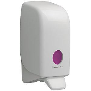 Aquarius (Kimberly-Clark) Distributeur manuel de savon plastique 1l