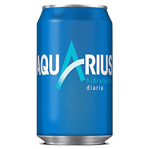 AQUARIUS Refresco, 330 ml