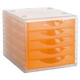 ARCHIVO 2000 Archivotec Serie 4000 módulo naranja