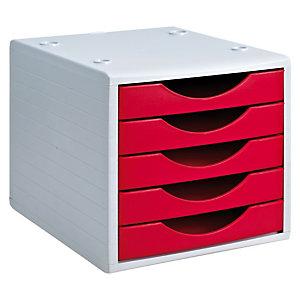 ARCHIVO 2000 Archivotec Serie 4005 módulo rojo