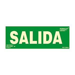 ARCHIVO 2000 Señalización luminosa de evacuación - Salida
