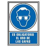 ARCHIVO 2000 Señalización - Es obligatorio el uso de las gafas