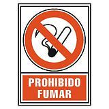 ARCHIVO 2000 Señalización - Prohibido fumar
