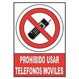 ARCHIVO 2000 Señalización - Prohibido usar teléfonos móviles