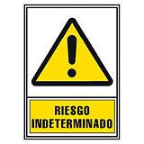 ARCHIVO 2000 Señalización - Riesgo indeterminado