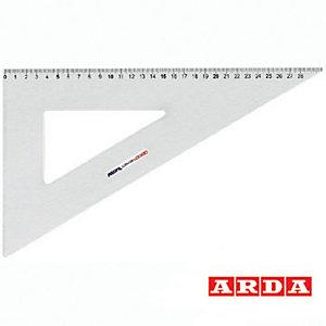ARDA Squadra linea Profil - alluminio - 60gradi - 30cm - Arda