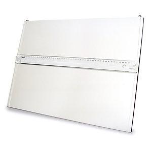 ARDA Tavola parallelografo - 50x73cm - con leggio - riga 70cm - Arda