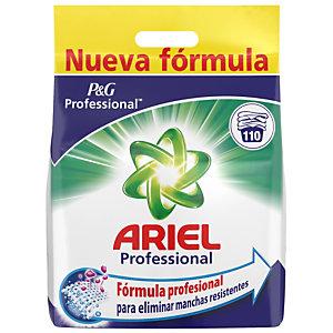 Ariel Detergente en polvo regular 110 dosis