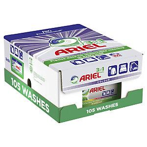 Ariel Pods 3in1 Colour & Style Cápsulas de detergente, 105 lavados