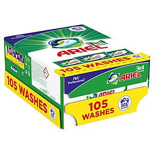 Ariel Pods 3in1 Original Cápsulas de detergente, 105 lavados