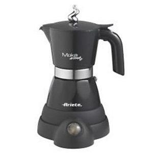 Ariete, Macchine da caffè, Ariete moka aroma elettrica nera, 1358-ARI