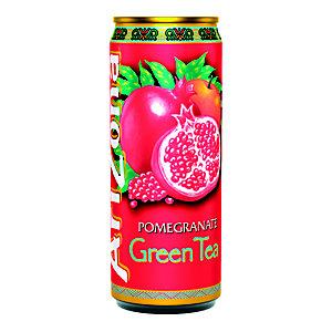 AriZona Tè verde, Melograno, 330 ml (confezione 24 pezzi)